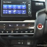 Honda WR-V touch automatic climate control First Drive Review
