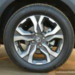 Honda WR-V wheel First Drive Review