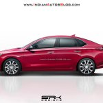 Hyundai i30 Fastback rendering