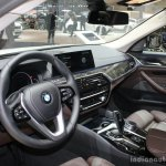 India-bound 2017 BMW 5 Series interior at the 2017 Geneva Motor Show Live