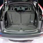 India-bound 2017 Honda CR-V 7-seater boot volume