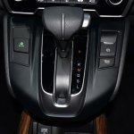 India-bound 2017 Honda CR-V 7-seater center console at the BIMS 2017