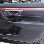 India-bound 2017 Honda CR-V 7-seater door card at the BIMS 2017