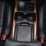 India-bound 2017 Honda CR-V 7-seater floor console at the BIMS 2017