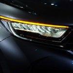 India-bound 2017 Honda CR-V 7-seater headlamp