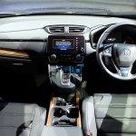 India-bound 2017 Honda CR-V 7-seater interior