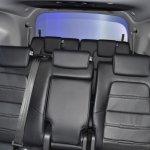 India-bound 2017 Honda CR-V 7-seater rear cabin at the BIMS 2017