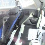 India-bound 2017 Honda CR-V 7-seater third row legroom