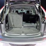 India-bound 2017 Honda CR-V 7-seater third row seat fold