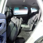 India-bound 2017 Honda CR-V 7-seater tumble seat