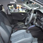 India-bound Audi Q2 front cabin at the BIMS 2017
