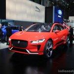 Jaguar i-Pace front quarter 2017 Geneva Motor Show
