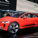 Jaguar i-Pace front three quarter 2017 Geneva Motor Show