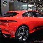 Jaguar i-Pace rear three quarter 2017 Geneva Motor Show
