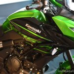 Kawasaki Versys 650 tank extension India launch