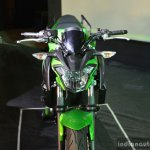 Kawasaki Z650 headlamp at India launch