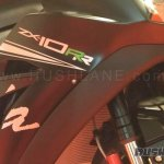 Kawasaki ZX10RR India launch side fairing