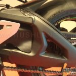 Kawasaki ZX10RR India launch swingarm