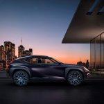 Lexus UX Concept profile