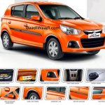 Maruti Alto K10 Plus features
