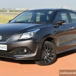 Maruti Baleno RS featured image First Drive Review
