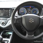 Maruti Baleno RS interior First Drive Review