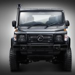 New Force Gurkha 3-door front press image