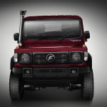 New Force Gurkha 5-door front press image