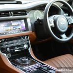 New Jaguar XF 2.0 Diesel Portfolio driver area Review
