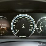 New Jaguar XF 2.0 Diesel Portfolio instrument display Review