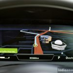 New Jaguar XF 2.0 Diesel Portfolio instrument display navigation Review