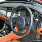 New Jaguar XF 2.0 Diesel Portfolio interior Review