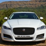New Jaguar XF 2.0 Diesel Pure front Review
