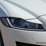 New Jaguar XF 2.0 Diesel Pure headlamp Review