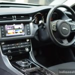 New Jaguar XF 2.0 Diesel Pure interior Review