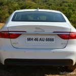 New Jaguar XF 2.0 Diesel Pure rear Review