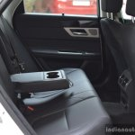 New Jaguar XF 2.0 Diesel Pure rear cabin Review