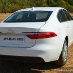 New Jaguar XF 2.0 Diesel Pure rear quarter Review
