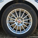 New Jaguar XF 2.0 Diesel Pure wheel Review