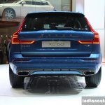 New Volvo XC60 rear at the Geneva Motor Show Live