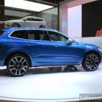 New Volvo XC60 side at the Geneva Motor Show Live
