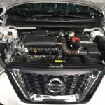 Nissan Kicks engine bay