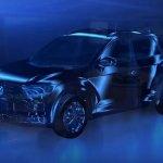 Production VW T-Roc front three quarters teaser