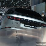 Range Rover Velar rear at the Geneva Motor Show