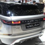 Range Rover Velar rear quarter at the Geneva Motor Show