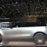 Range Rover Velar side at the Geneva Motor Show