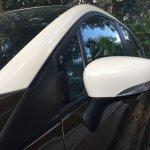 Renault Captur (Renault Kaptur) mirror