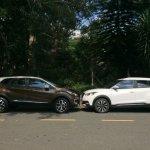 Renault Captur (Renault Kaptur) vs Nissan Kicks profile