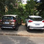 Renault Captur (Renault Kaptur) vs Nissan Kicks rear