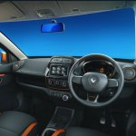 Renault Kwid Climber interior launched in India